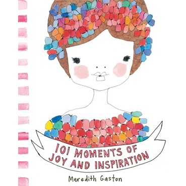 101 Moments Of Joy & Inspiration Book