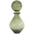 Moscow Green Bottle Stop Vase ( Small )