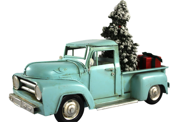 Rusty Blue Christmas UTE