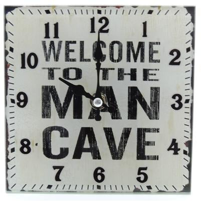 The Man Cave Clock