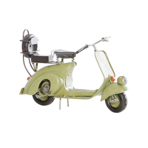 Jenkins Metal Green Parsian Scooter