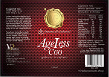 Load image into Gallery viewer, AgeLess C60 the Gateway to Infinity 100ml