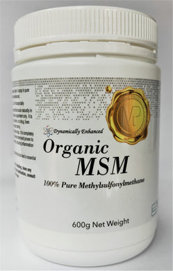 MSM Methyl Sulfonyl Methane (Click Size: 150g,600g or 900g)