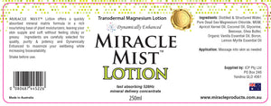 Magnesium Lotion (Click Size: 125ml or 250ml)