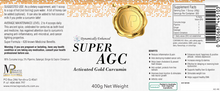 Load image into Gallery viewer, Super AGC – Activated Gold Curcumin ( Click Size: 200g or 400g)