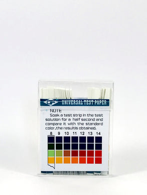 pH Test Strips for Saliva pH testing