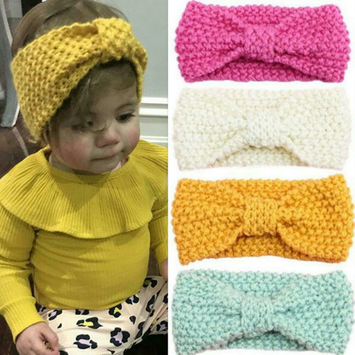 KNITTED KNOT headwrap