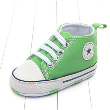 STAR Baby Hi tops - Carrie Co Baby