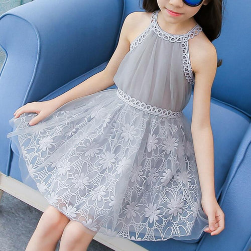 TEA PARTY Dress 2-10Y - Carrie Co Baby