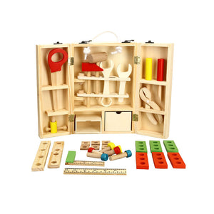 Little Handyman wooden play set