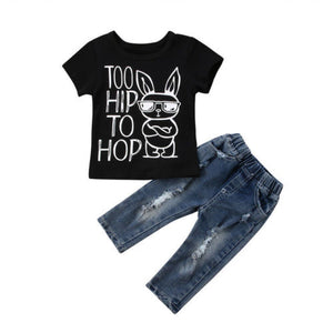 TOO HIP TO HOP set