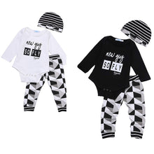 NEW GUY SO FLY 3 piece set - Carrie Co Baby