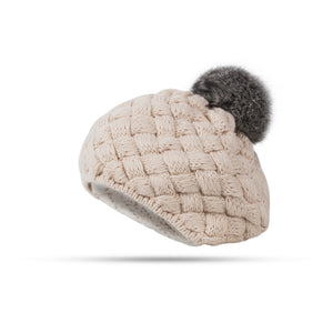 CROCHET BERET - Carrie Co Baby