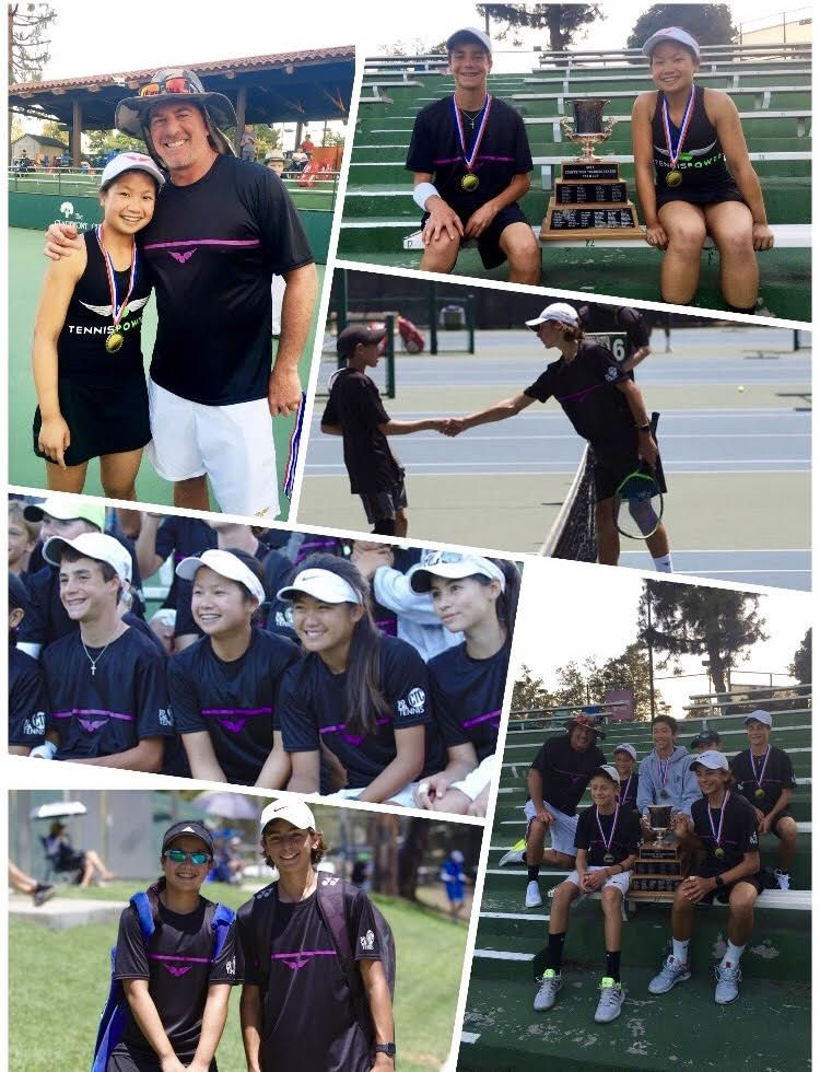 TennisPower Apparel at CTC CUP 2018