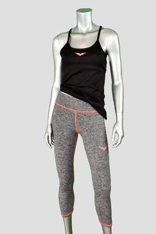 Del Mar Capri Leggings - Girls
