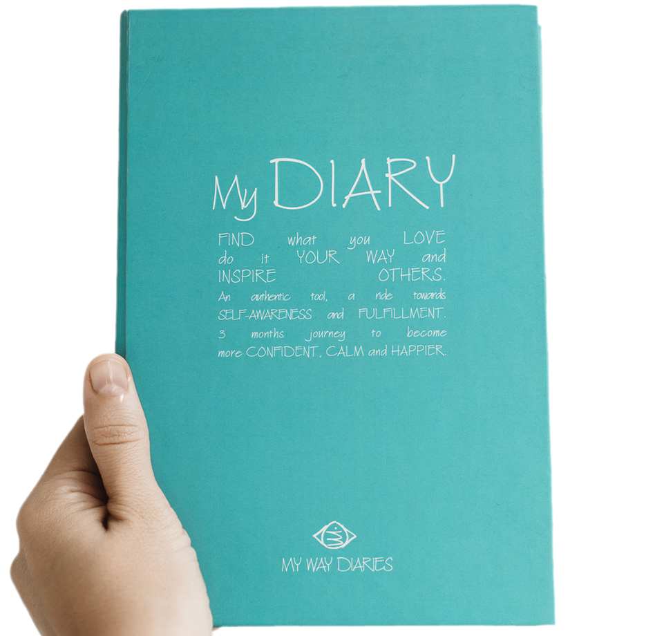 My Diary – My Way Diaries