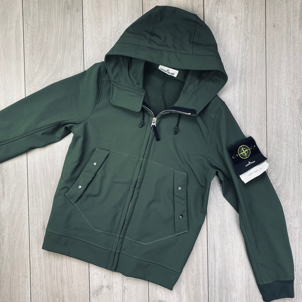 Badge Shell Jacket