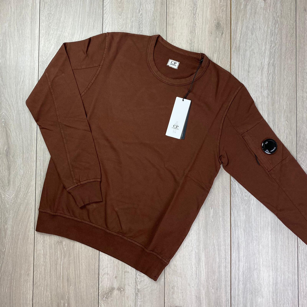 CP Company Brown Sweatshirt