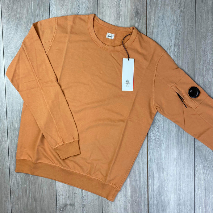 CP Company Orange Sweatshirt