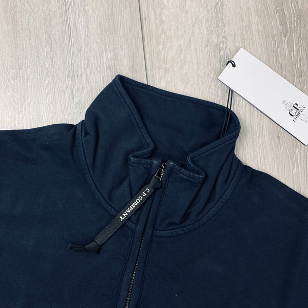 Logo Zip Fleece