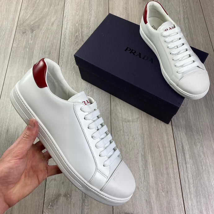 Prada White Sneakers