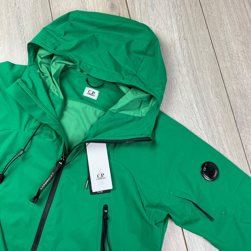 Lens Hooded Jacket