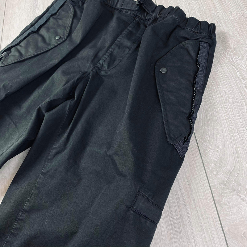 Badge Cargo Trousers