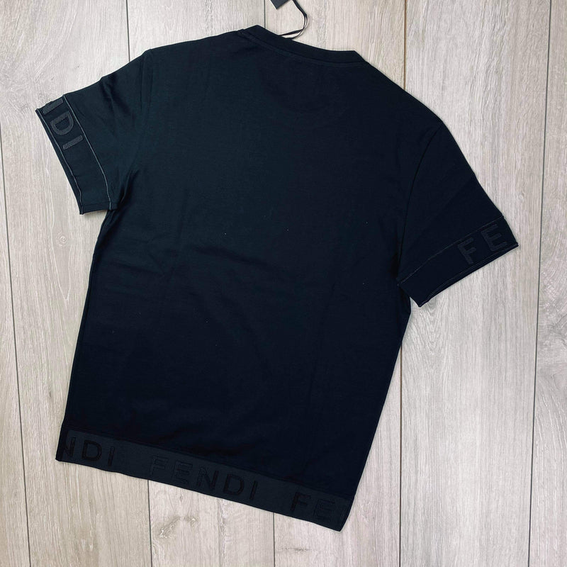 Ribbon Logo T-Shirt