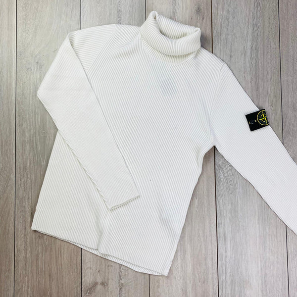 Badge Turtleneck