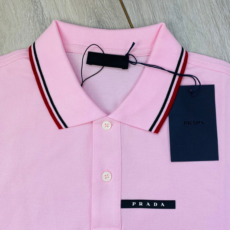 Slim Logo Polo Shirt