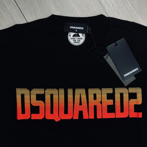DSQUARED2 Black T-Shirt