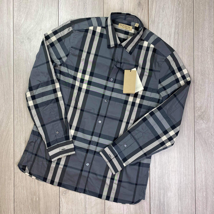 Burberry Grey Shirt
