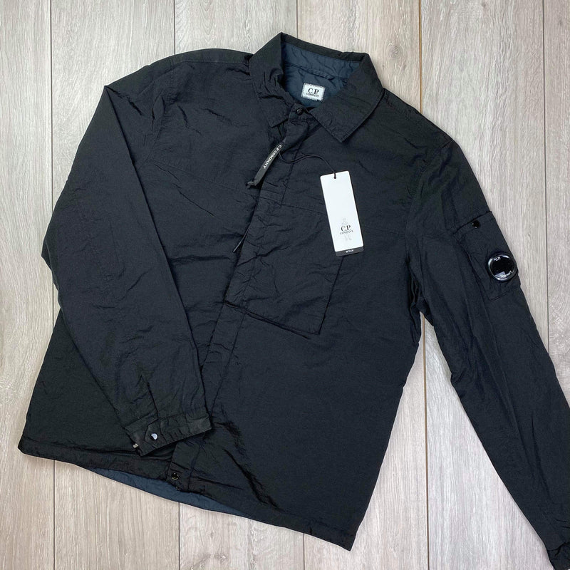 Lens Zip Overshirt