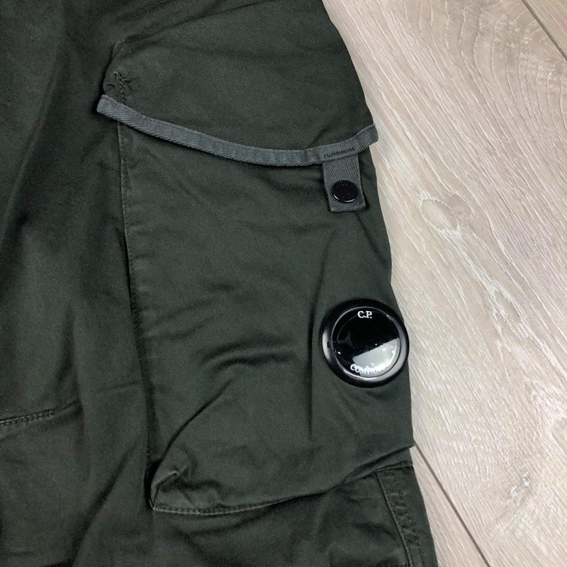 Lens Cargo Trousers