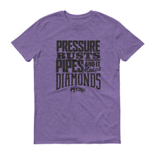 Load image into Gallery viewer, Pressure Busts Pipes T-Shirt by Off-Rip