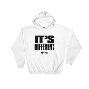 It's Different Hoodie by Off-Rip