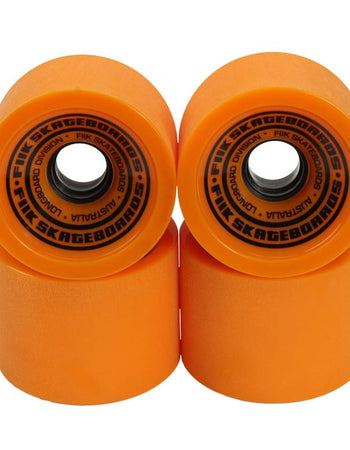 WHEELS LONGBOARD 75MM 83A (SET OF 4)
