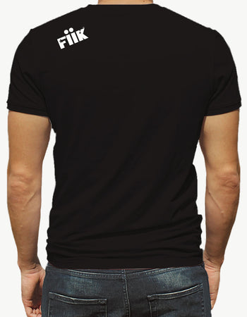 Fiik Logo Cotton T-shirt