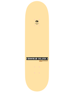 CHOOMAH ISLAND 2 DECK - 8.25""