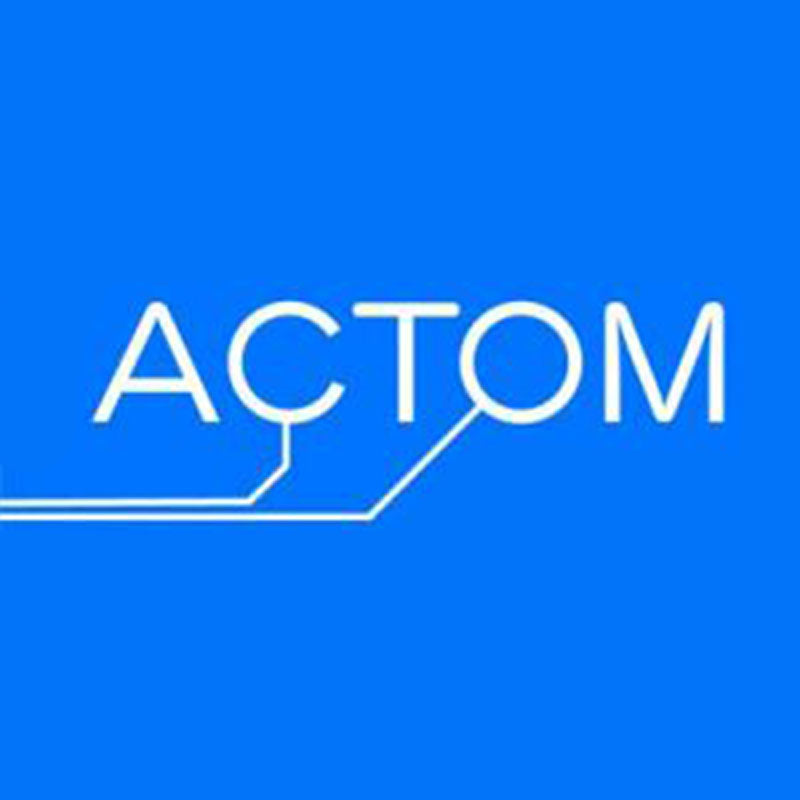 Standard Machine Tools' happy customer: ACTOM