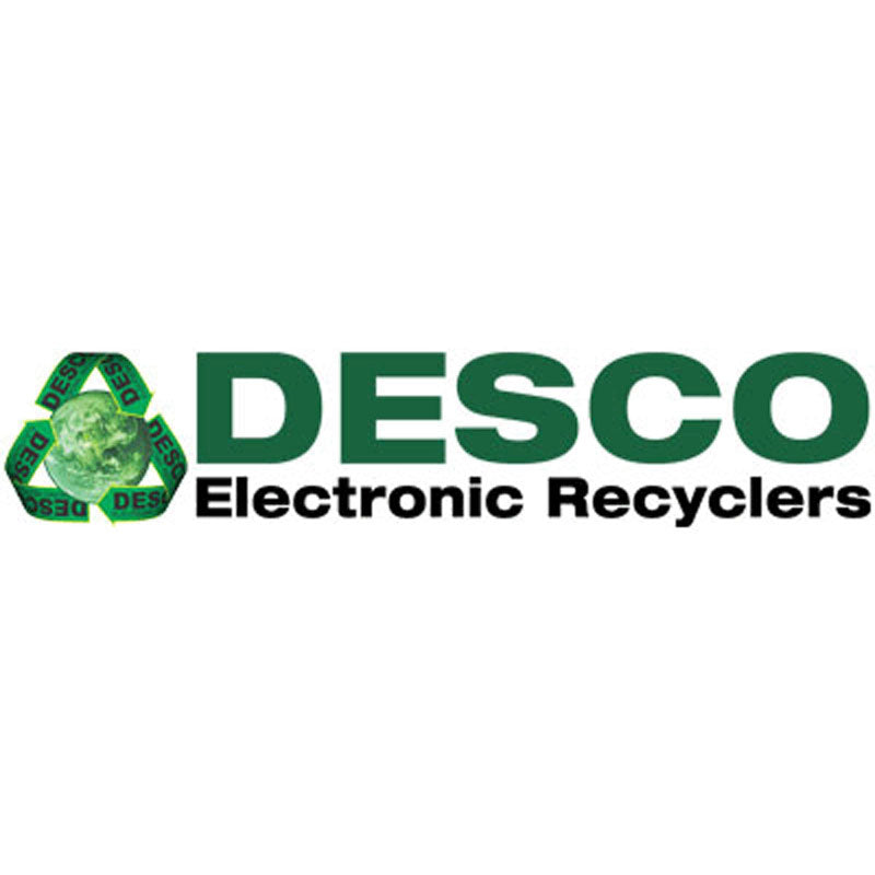 Standard Machine Tools' happy customer: DESCO Electronic Recyclers