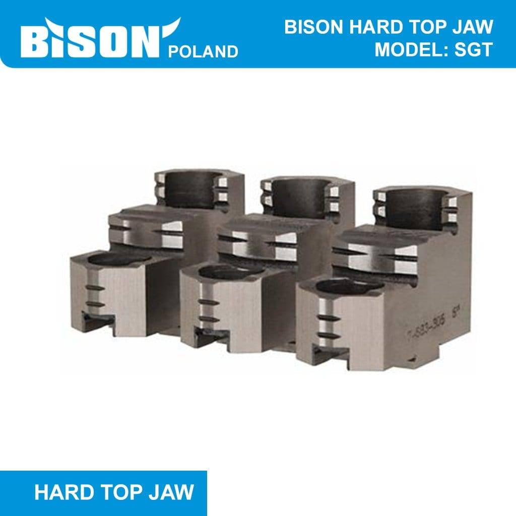 Bison Poland - Hard Top Jaws SGT-3600