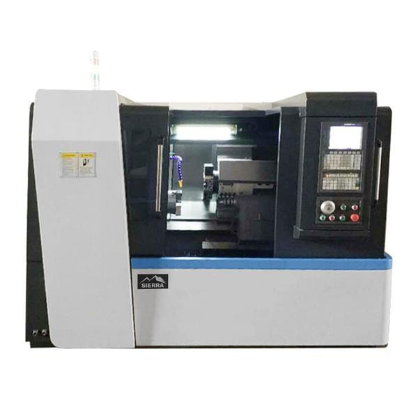 Turning Center - Standard EST-420x420 CNC Turning Center with C Axis and Live Tooling