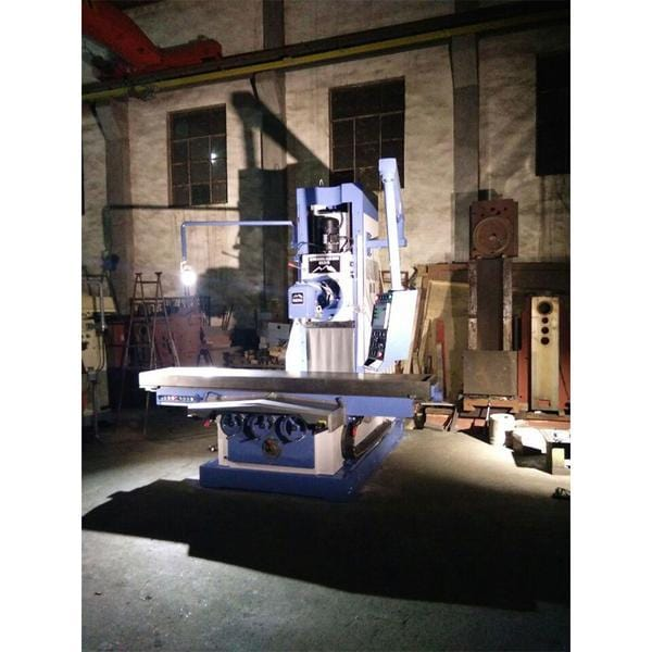 Standard UB-2500 Bed Type Universal Milling Machine