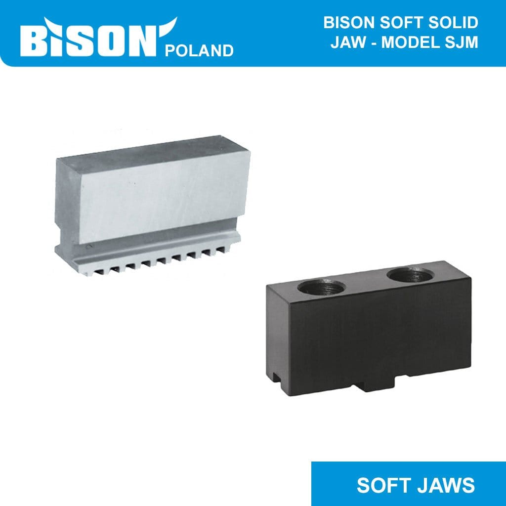 Bison Poland - Soft Solid Jaws SJM-3500