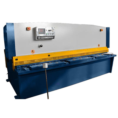 Hydraulic Guillotine - Standard SGH-8x4000 (8mm Thickness x 4000 Length)
