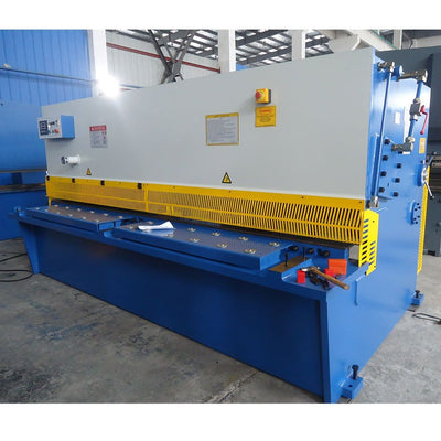 Hydraulic Guillotine - Sierra SGH-10x2500 (10mm Thickness x 2500mm Length)