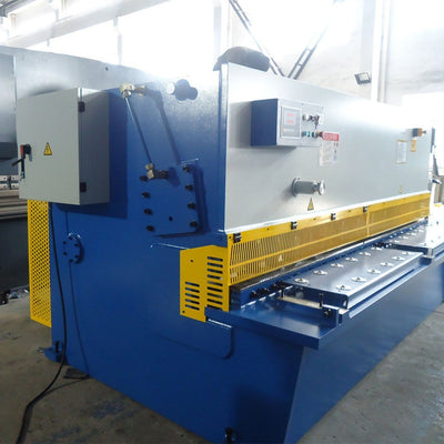 Hydraulic Guillotine - Standard SGH-12x4000 (12mm Thickness x 4000mm Length)