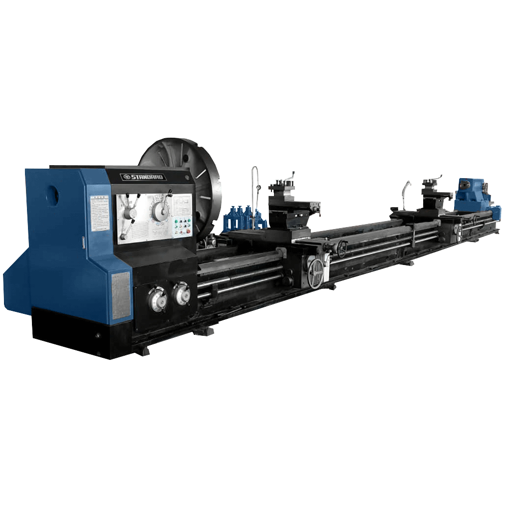 Heavy Duty Lathe - Standard TH-2500x10000 Lathe with 20ton Turning Capacity