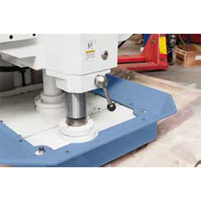 Standard Machine Tools UH-1200 Ram Head Universal Mill Double Table Support